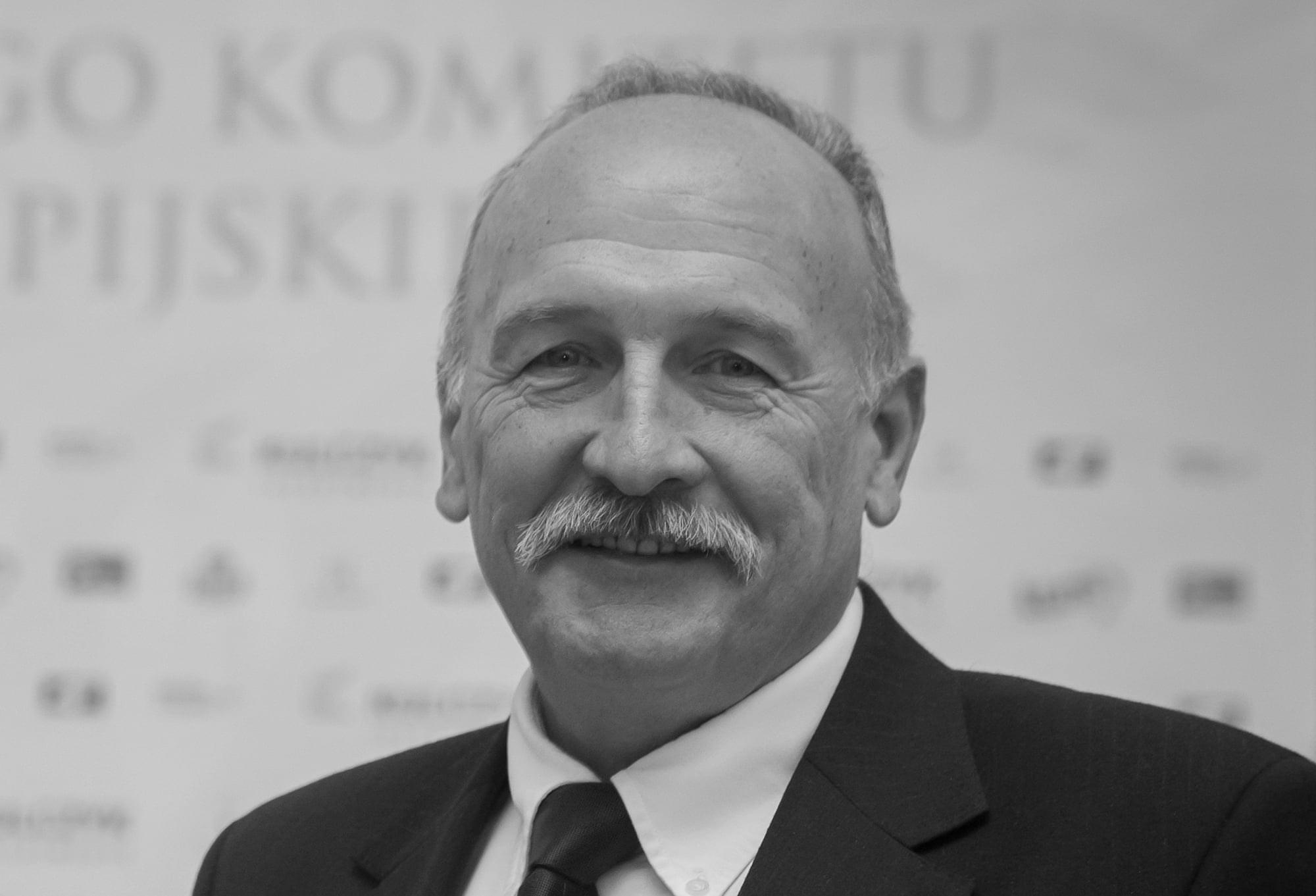 Zmarł Zbigniew Pacelt